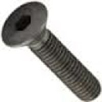 "3/8 x 24 x 2"" Flat Head Cap Screw"