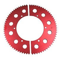 RLV #35 SPLIT SPROCKET (53T to 74T)