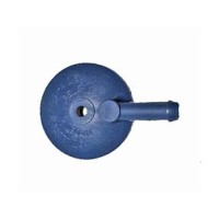 Fuel Strainer Cover - Blue